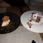 Austrian Gold & Chocolate Mille Feuille