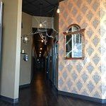 Here is a photo of the Halloween decor in Escapology, to add to the mystery! So FUN!