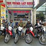 摩托车游览