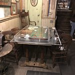 Faro table