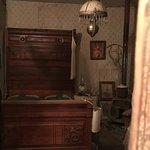 Brothel room