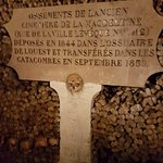 Photo de Les Catacombes