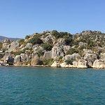 ภาพถ่ายของ Kas Daily Boat Tours with Bermuda