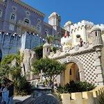 Castle in Sintra.