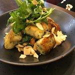 Vegan Tarragon Gnocchi