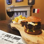 The French Burger
