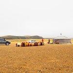 Visit nomad family