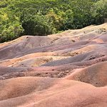 Bild från Seven Colored Earths
