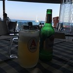 Amstel Radler with a Sea View :)