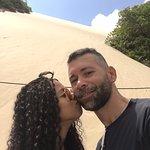Praia de Ponta Negra Foto