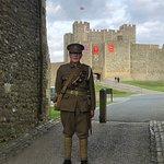 Billede af Dover Castle