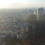 東京都庁舎の写真