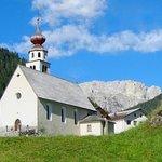 Foto van Chiesa di Andraz