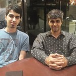 A memory from a previous visit to Butler's Cafe in Gulberg III, Lahore