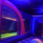 Rainforest Black Light Golf and Arcade Photo