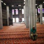 Фотография Голубая мечеть (Мечеть Султанахмет)