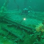 Diving the Rose Castle wreck