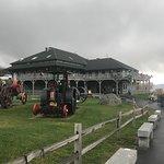 Bild från The Mount Washington Cog Railway
