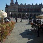 Foto van Grote Markt van Rynek Glowny