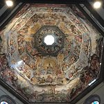 Inside the Dome-Vasari's Last Judgment