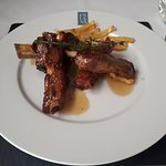 pork honey glazed ribs