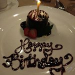 Sweet Customized Birthday Cake!