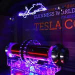 See the Guinness World Record Musical Bi-Polar Tesla Coil