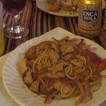 Incas Restaurant Foto