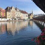 Photo of Lake Zurich