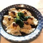 dumplings with shrimp
