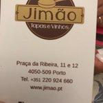 Jimao Tapas e Vinhos Foto