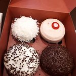 Bild från Sprinkles Cupcakes