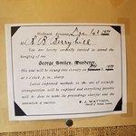 Bild från Navajo County Historical Museum