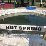 Hot Springs for the earth/mountain