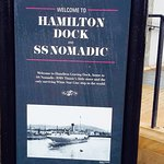 Hamilton dock
