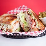 Club Sandwich for Two
