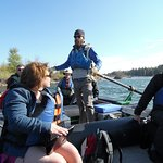 Barker Ewing Float Trip Sept 2018