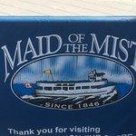 ภาพถ่ายของ Maid of the Mist
