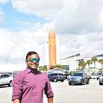 Bilde fra NASA Kennedy Space Center Visitor Complex