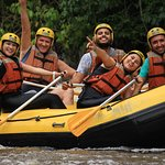 rafting territorio selvagem