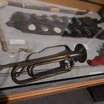 Bugle from Little Big Horn