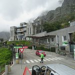 Table Mountain Aerial Cableway, Cape Town, South Africa