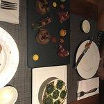 Escargot and Pan Seared foie Gras
