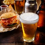 Craft beer and Happy Hour specials daily at 3:00pm