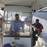 Captain Bibek & team
