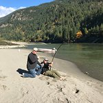 Foto van Great River Fishing Adventures