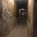 Otro de los túneles