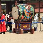 ภาพถ่ายของ พระราชวังคย็องบก