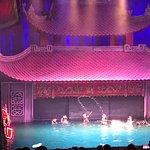 タン ロン水上人形劇場の写真