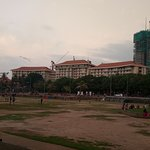 Photo de Galle Face Green